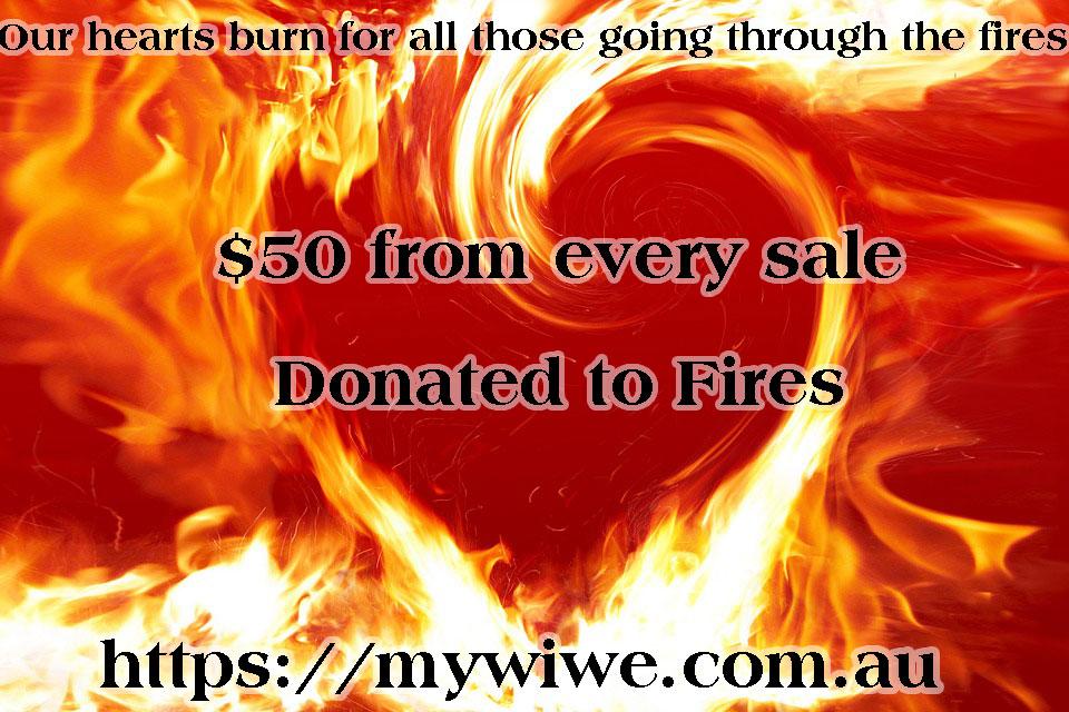 $50 Bushfires Donations